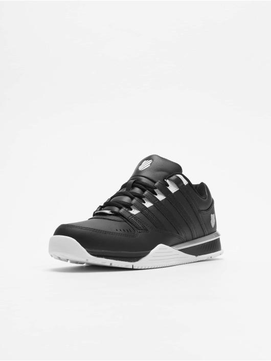 K-Swiss Sneaker Baxter nero