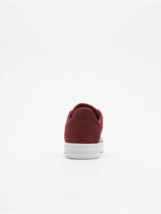 K-Swiss sneaker Court Cheswick SDE rood