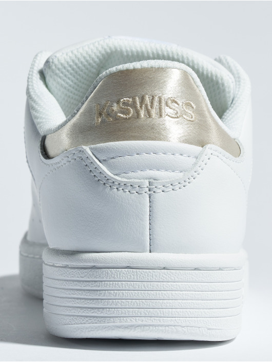 K-Swiss Sneakers Clean Court white