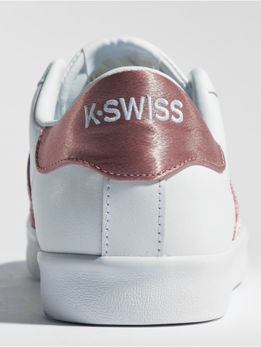 K-Swiss Sneakers Belmont SO white