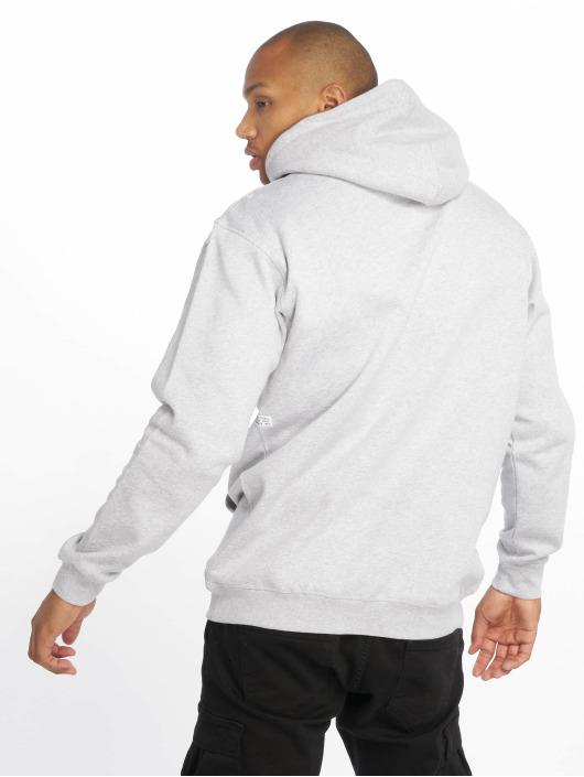 K1X Bluzy z kapturem Color szary