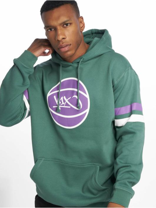 K1X Hoodie Basketball green