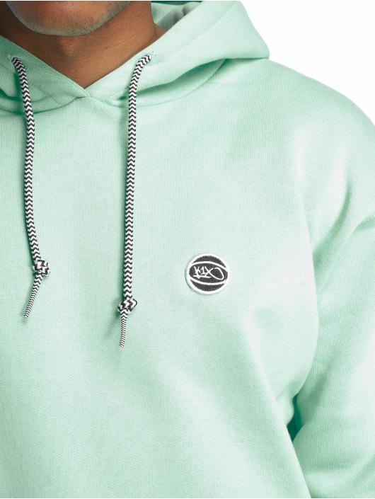 K1X Mikiny Color zelená