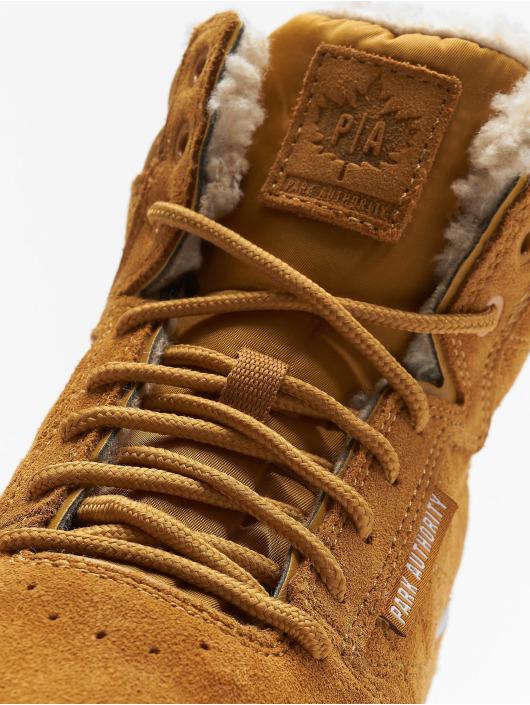 K1X Sneaker H1top braun