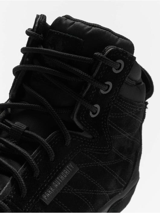 K1X Sneaker H1top schwarz