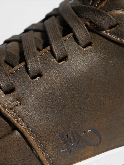 K1X Sneakers Lp Low Le brazowy