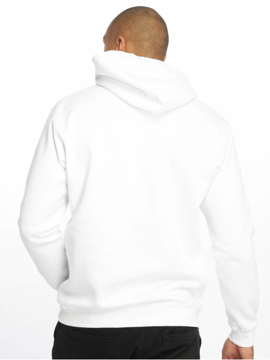 K1X Sweat capuche Color blanc