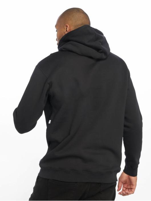 K1X Sweat capuche Color noir