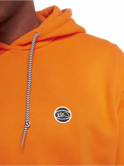 K1X Sweat capuche Color orange