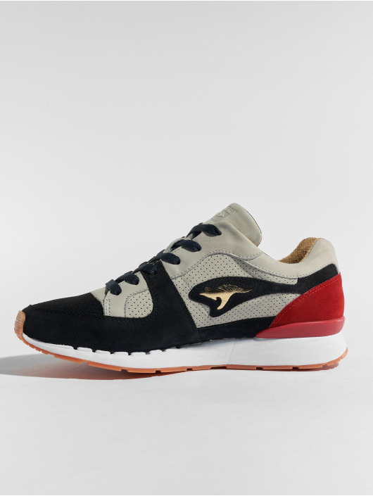 "KangaROOS Sneakers Coil R1  Made in Germany ""Playmaker"" szary"