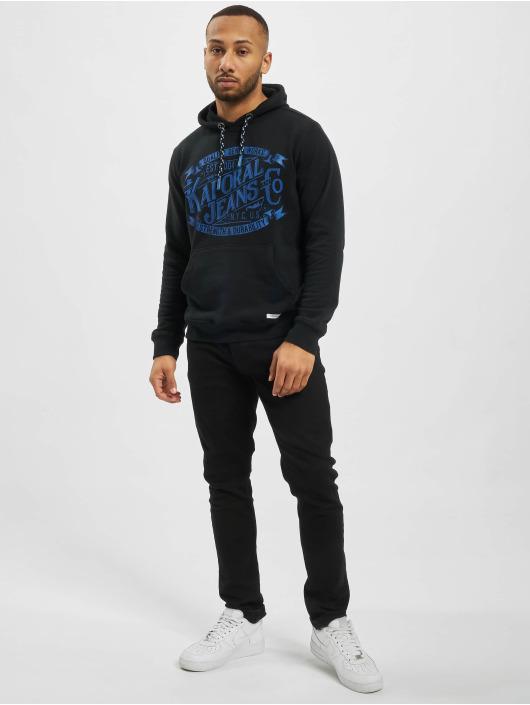 Kaporal Hoody Knitted zwart