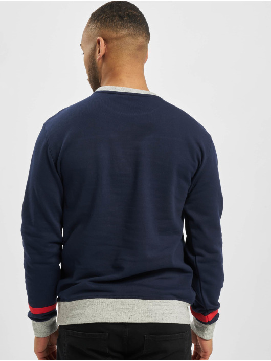 Kaporal Sweat & Pull Knitted bleu