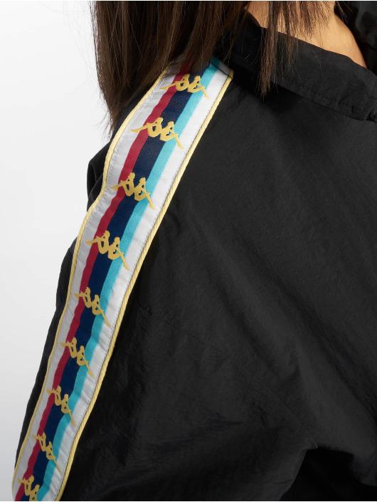 Kappa Lightweight Jacket Valina black
