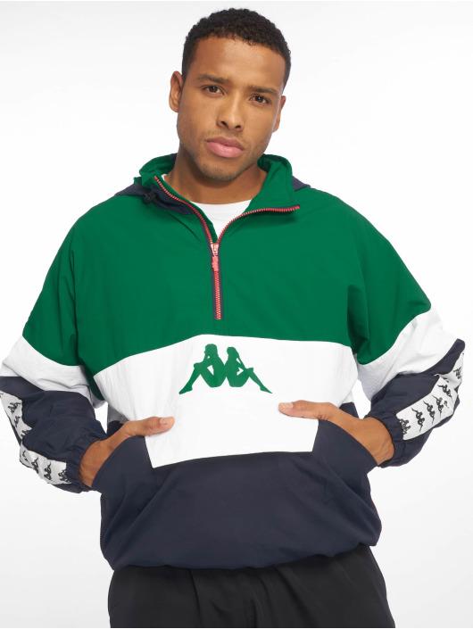 Kappa Lightweight Jacket Emile green