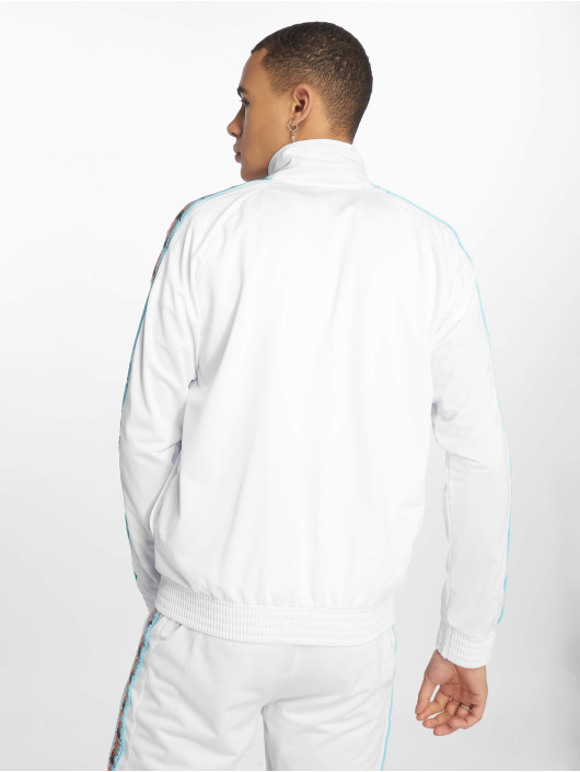Kappa Lightweight Jacket Vanjo white
