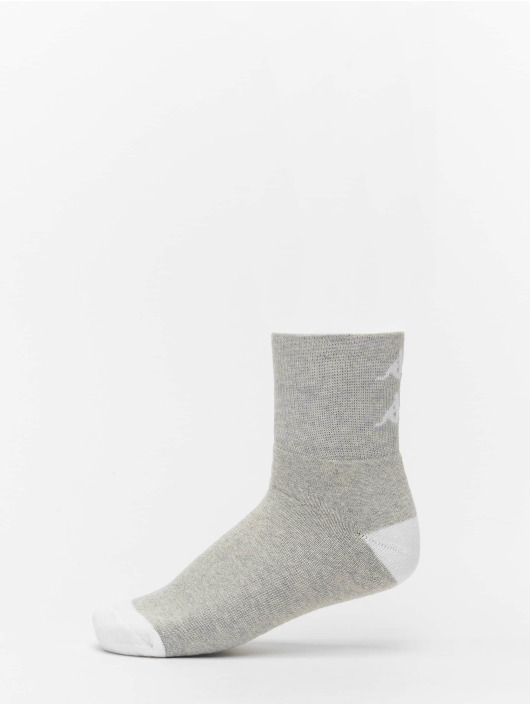 Kappa Ponožky Etimo Quarter 3er Pack zelená