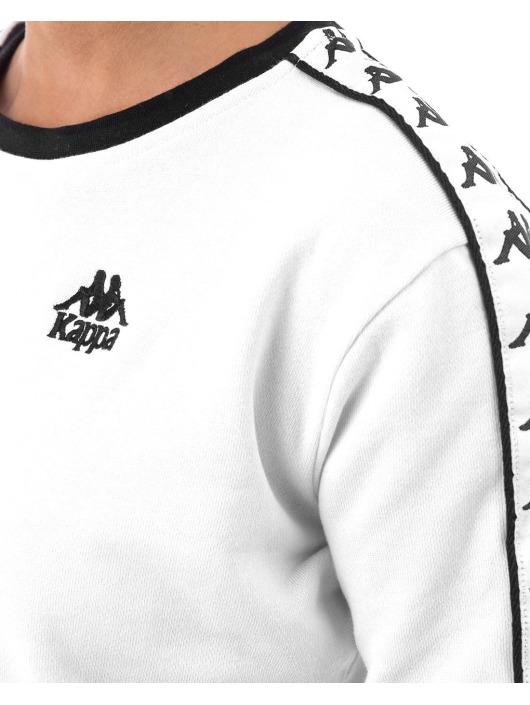Kappa Pullover Ays white