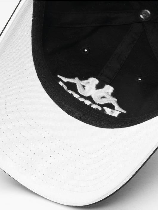 7a987d1c377ca Kappa Snapback Cap Elino in schwarz 601109