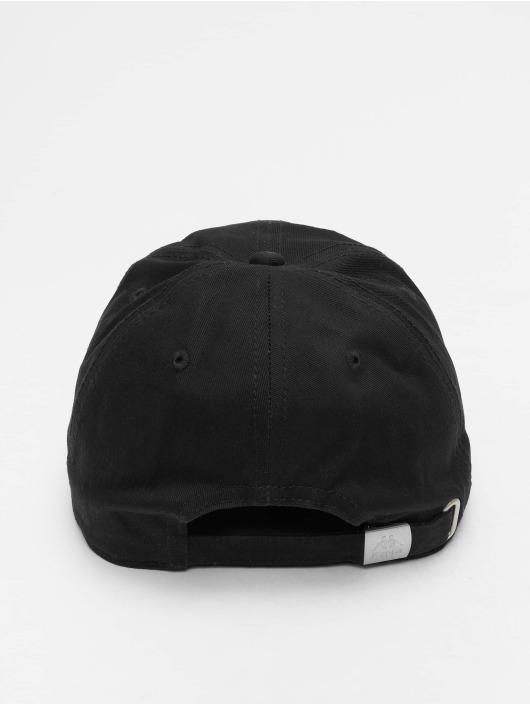 Kappa Snapback Caps Elino musta