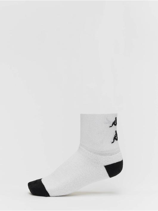 Kappa Socken Etimo Quarter 3er Pack grau