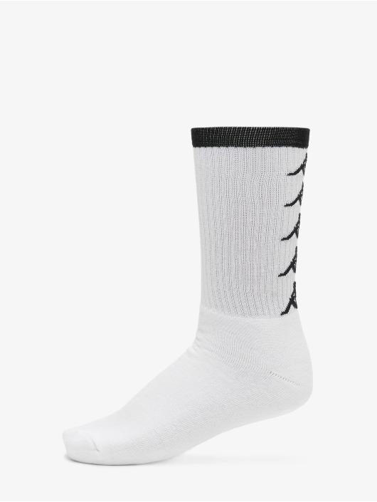Kappa Socken EVAN Quarter 3-Pack weiß