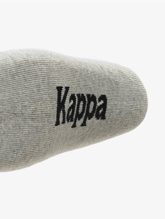 Kappa Strumpor Evan Quarter 3er Pack gul