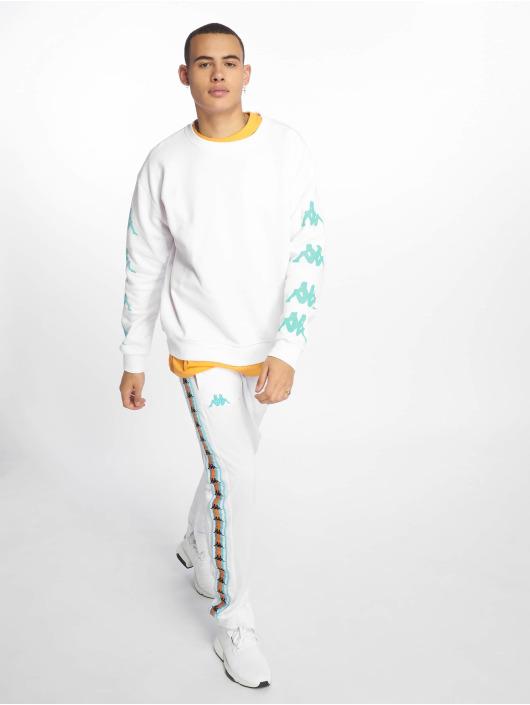 Sweat Pull Blanc 550044 Valerian amp; Homme Kappa tzqSx