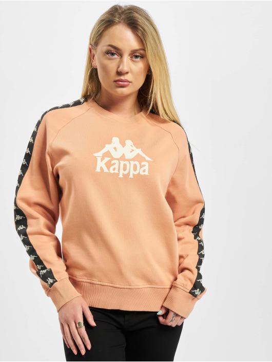 Kappa Swetry Authentic pomaranczowy