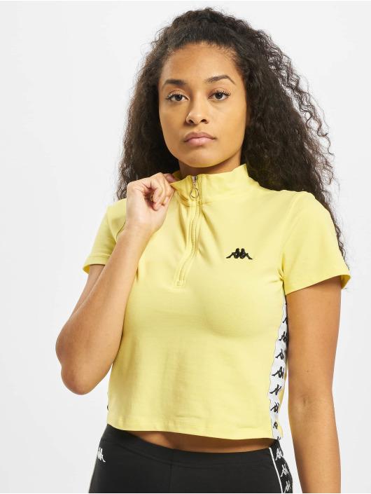 Kappa T-Shirt Gaby gelb