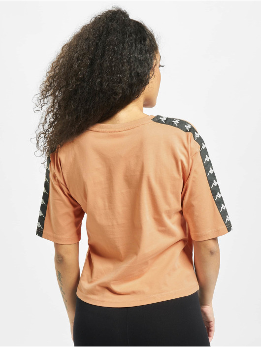 Kappa T-Shirt Authentic orange