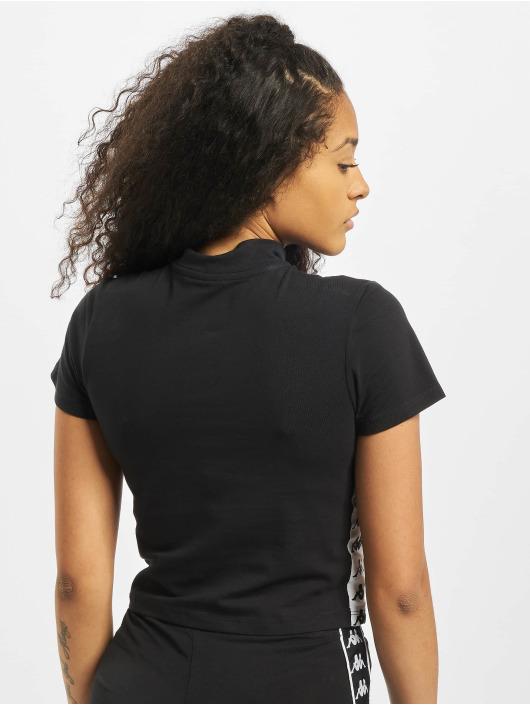 Kappa T-Shirt Gaby schwarz