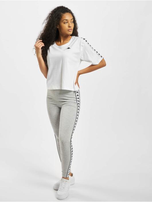 Kappa T-Shirt Glanda white