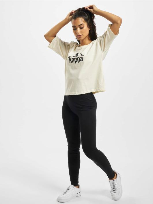 Kappa T-Shirty Authentic bezowy