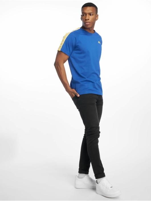 Kappa T-Shirty Ernesto niebieski