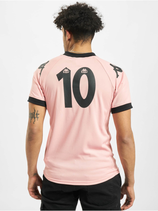 Kappa T-Shirty Authentic pink