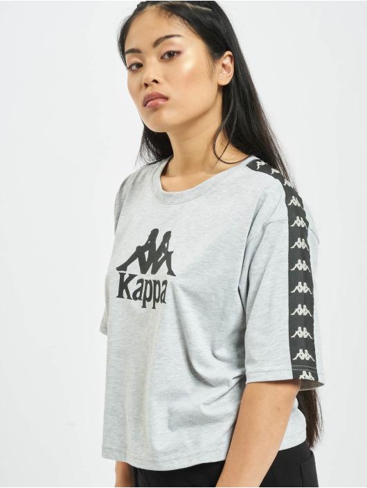 Kappa T-Shirty Tassima szary
