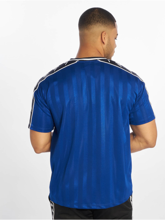 Kappa T-skjorter Elian blå