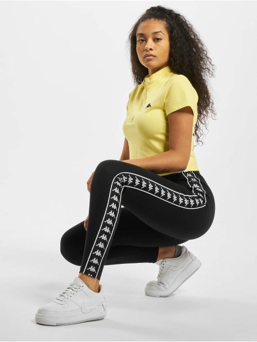 Kappa T-skjorter Gaby gul