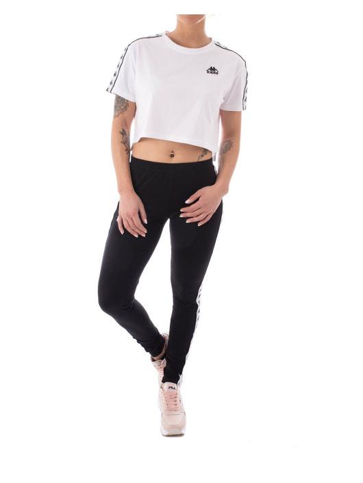Kappa T-skjorter Apua hvit