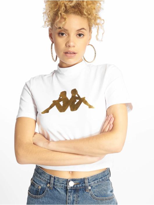 Kappa T-skjorter Effi hvit