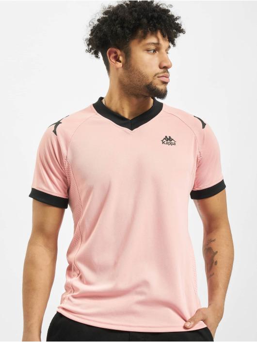 Kappa T-skjorter Authentic lyserosa