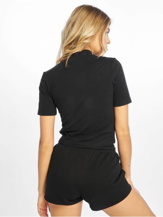 Kappa T-skjorter Effi svart