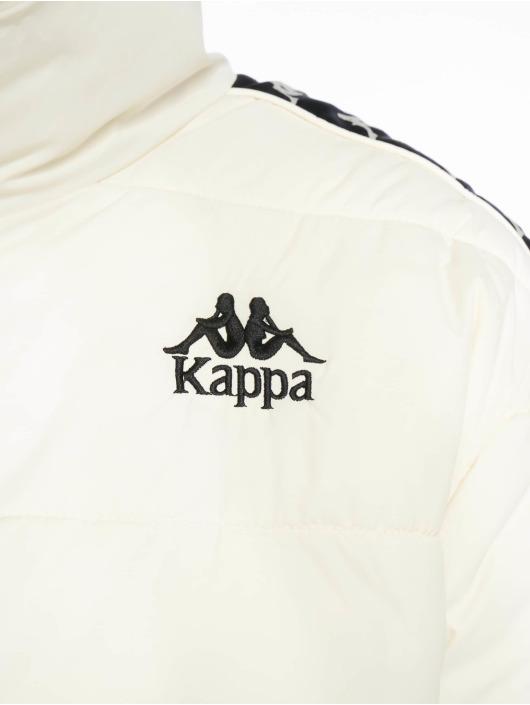 Kappa Veste mi-saison légère Dilan blanc