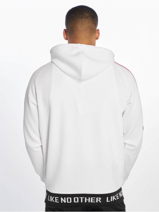 Kappa Zip Hoodie Authentic Jpn Basev white