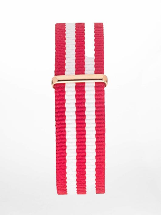 Kapten & Son Bracelet Nylon Strap red