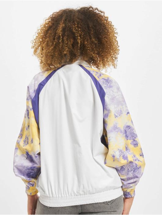 Karl Kani Демисезонная куртка Signature Paisley Block Track Transition белый