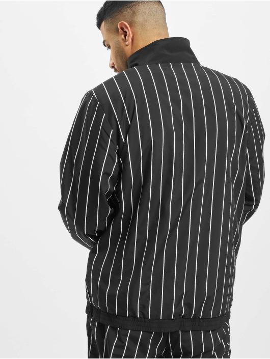 Karl Kani Демисезонная куртка Kk Retro Pinstripe черный