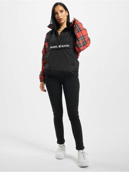 Karl Kani Демисезонная куртка Kk Check черный