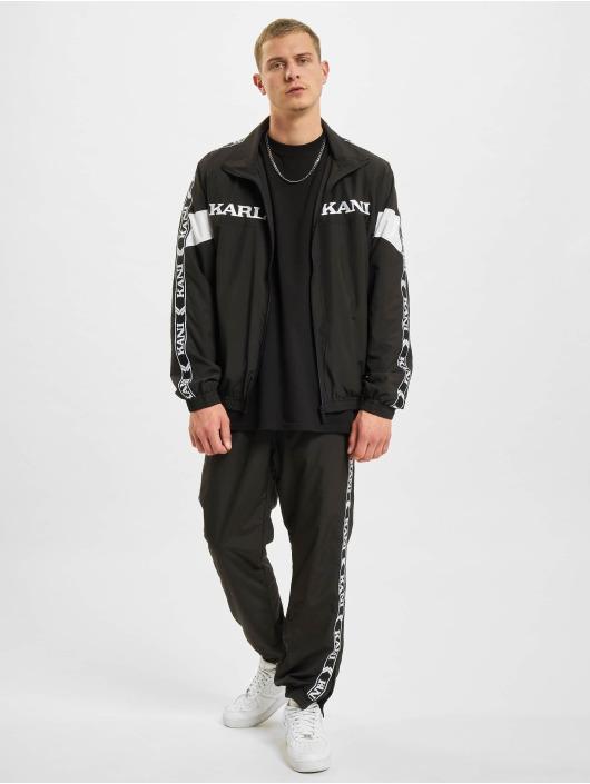 Karl Kani Демисезонная куртка Retro Tape Track черный