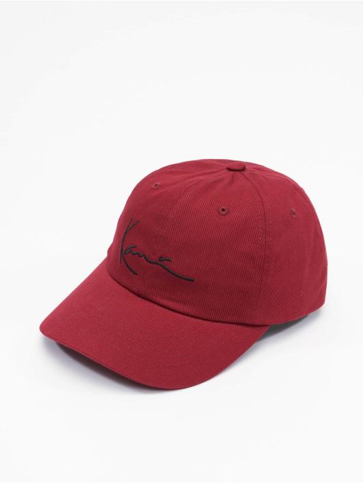 Karl Kani Кепка с застёжкой Signature красный